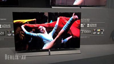 OLED TV 4K Pro HDR EZ1000 von Panasonic