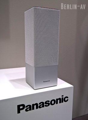 SC-GA10 - Lautsprecher von Pansaonic