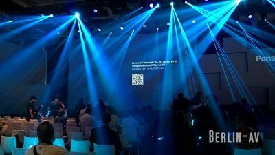 Panasonic PK am 30. August auf der IFA 2017