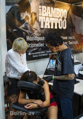 27. Tattoo Convention in Berlin