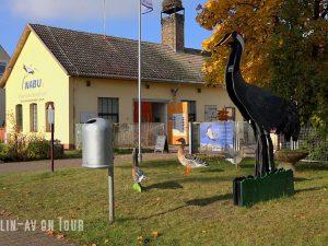 Die Storchenschmiede Linum, seit 25 Jahren Arbeit für den Naturschutz