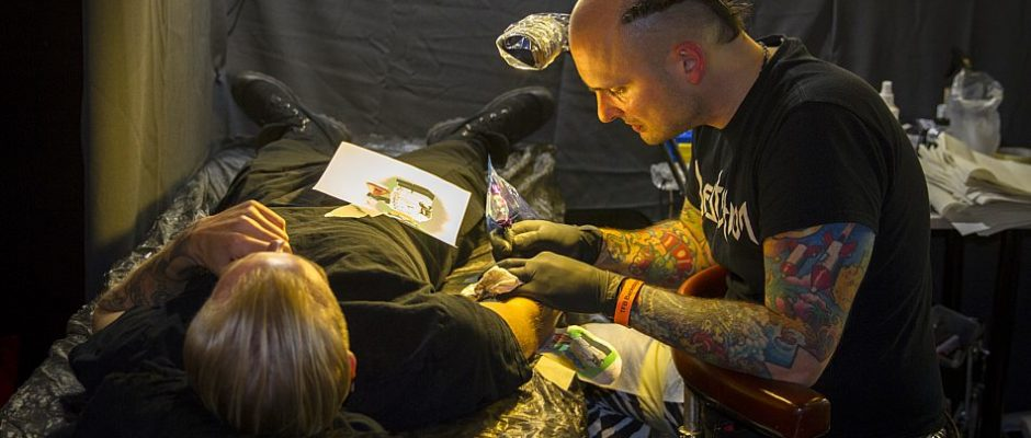 7. Tattoo Festival im Huxleys