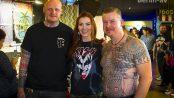 Diana Richter mit Karl Frey (links) und Patric