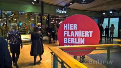 Kantini Foodmarket im Bikini Berlin
