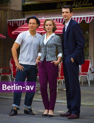 KUDAMM 59 - Sonja Gerhardt, Sabin Tambrea und Trystan Pütter