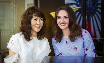 Teresa Hoerl interviewte für Berlin-av die bekannte koreanische Jazzsängerin Youn Sun Nah.