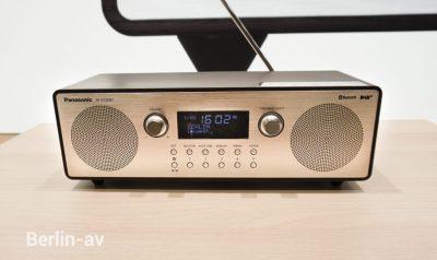Digitalradio von Panasonic auf der IFA 2018