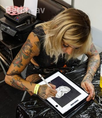 Die 28. Tattoo Convention Berlin