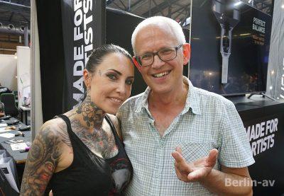 28. Tattoo Convention Berlin Makani Terror
