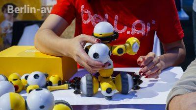 Bellrobot auf der IFA 2018 in Berlin