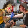 24. Tattoo Convention 2014 in Berlin