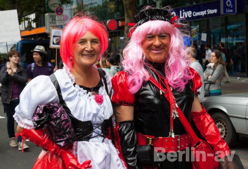 CSD Parade 2014 in Berlin