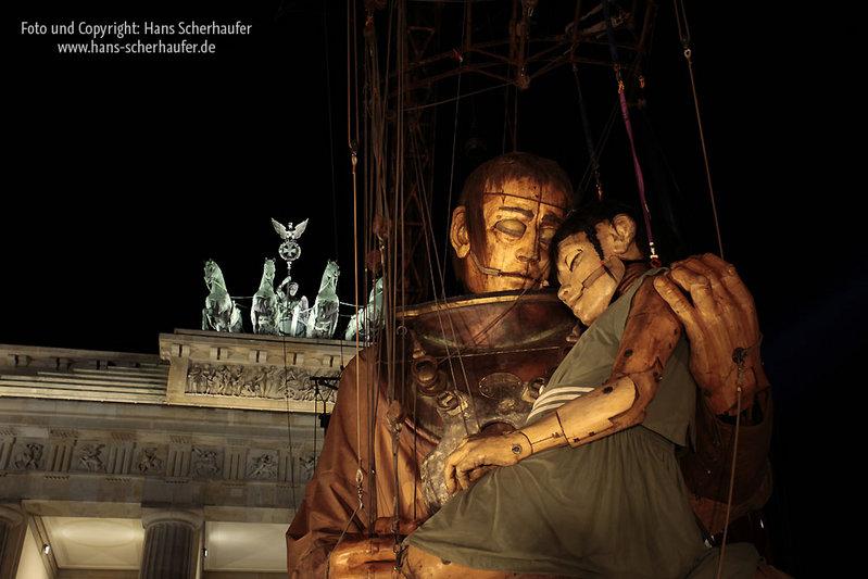 Berliner Festspiele   spielzeit'europa 09   Royal de Luxe
