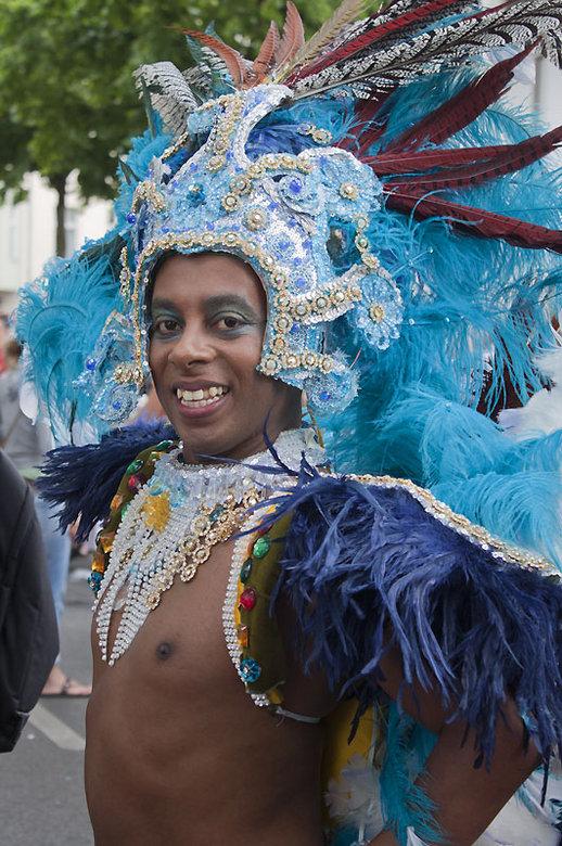 Karneval der Kulturen in Berlin 2011