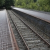 Mahnmal Gleis 17. Ab 1941 diente der Güterbahnhof Grunewald