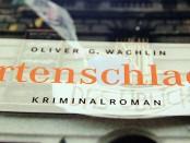 Tortenschlacht, Krimi von Oliver Wachlin