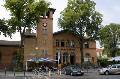Bahnhof Lichterfelde West