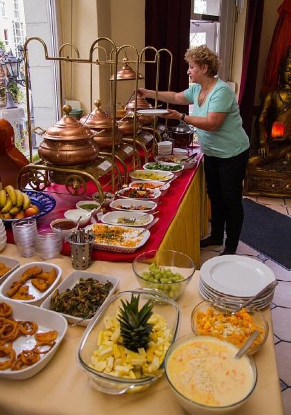 Brunchen im Haveli - INdisches Restaurant in Berlin