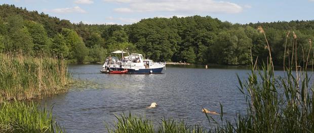 Radtour Grunewald - An der Lieper Bucht