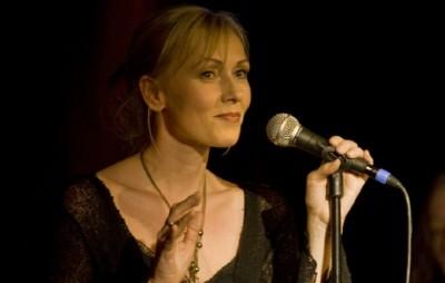 Die Berliner Schauspielerin Dana Golombek