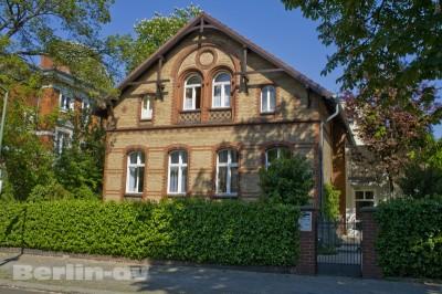 Typische Friedenauer Villa