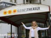Karin Bares leitet das Kleine Theater in brelin Friedenau
