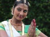 In Neukölln aufgewachsen, aber mit indischen Wurzeln: Sangeetha Sander