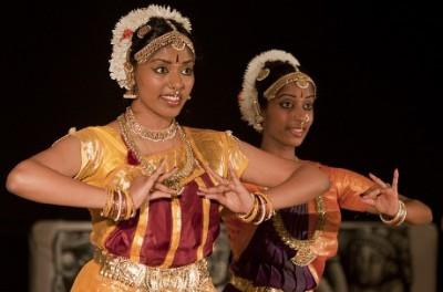 Indischer Tanz in Berlin