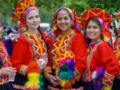 Carnival of cultures - Karneval der Kulturen Berlin