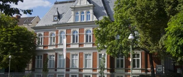 Die Villa Oppenheim in Berlin