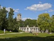 Erholung im Volkspark Wilmersdorf
