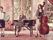 "Das Berliner Trio ""Elaiza"" Foto: Pressefoto der Band"