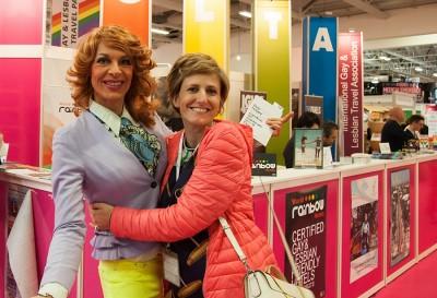 Großes Angebot an Gay und Lesbian Travel auf der ITB