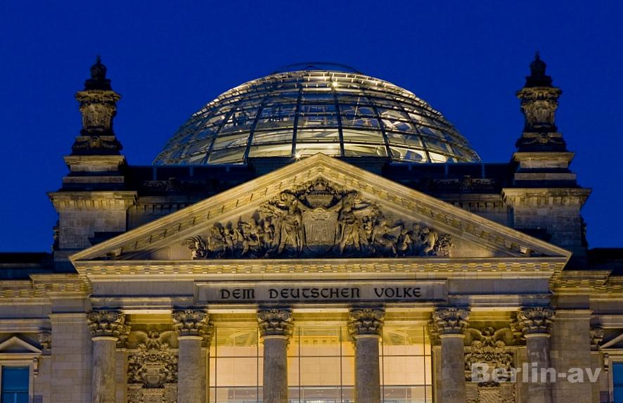 Der Berliner Reichstag