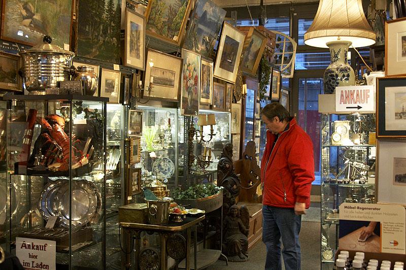 Berliner Antik- und Flohmarkt - Berlin-av - Berichte