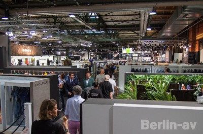 PREMIUM Messe in der Station Berlin