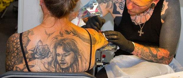 24. Tattoo Convention in Berlin 2014