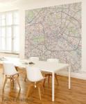 Berliner Stadtplan von Extratapete