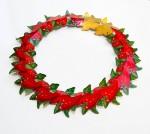 Collier aus recycelten Blechdosen - von Marion Heilig