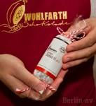 Berliner Schokosalami (für Erwachsene mit Alkohol) Wohlfarth Schokolade