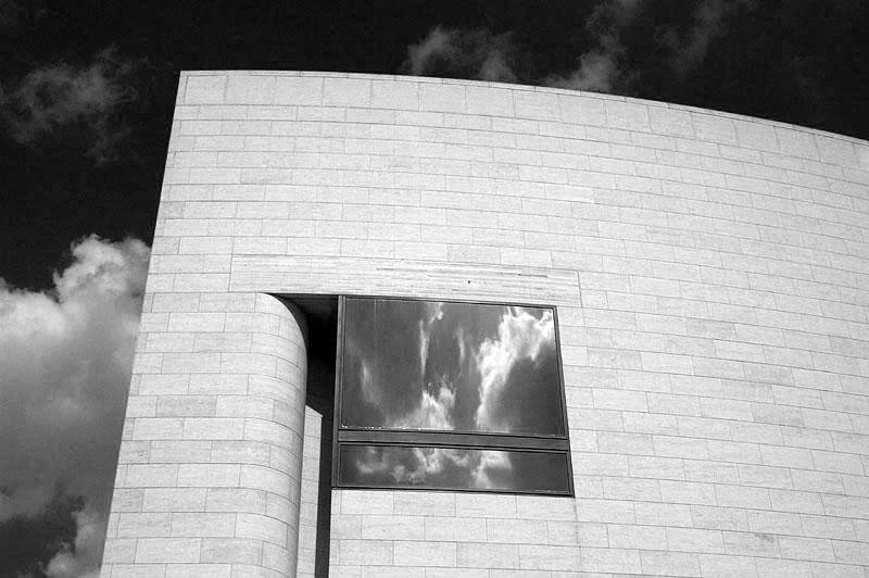 Berlin Schwarzweiss - Architektur, Deutsches Historisches Museum