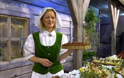Lettland auf der Grünen Woche in Berlin 2015