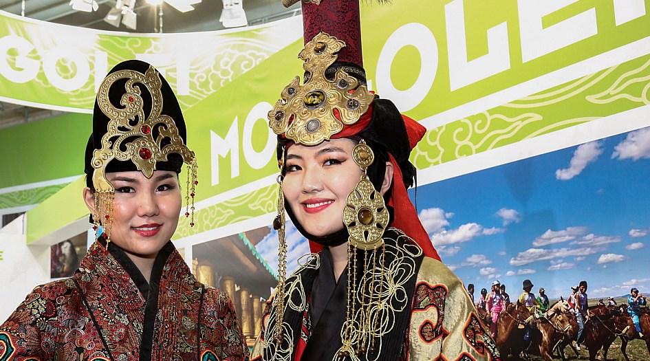 Die Mongolei, Partnerland der ITB in Berlin 2015