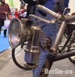 Historische Fahrräder auf der Velo Berlin 2015
