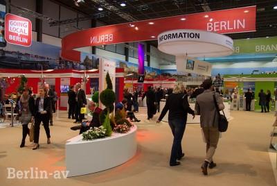 Berlin und Brandenburg auf der ITB 2015