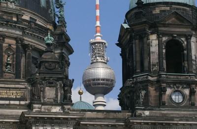 Berliner Fernsehturm - Berliner Fakten