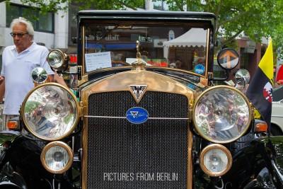Die Classic Days finden jährlich auf dem Kurfürstendamm statt.