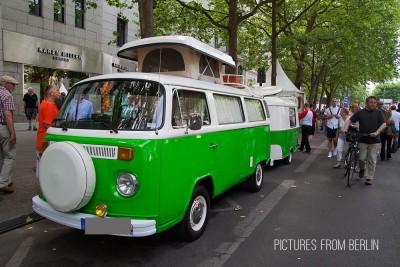 Classic Days Berlin auf dem Kurfürstendamm