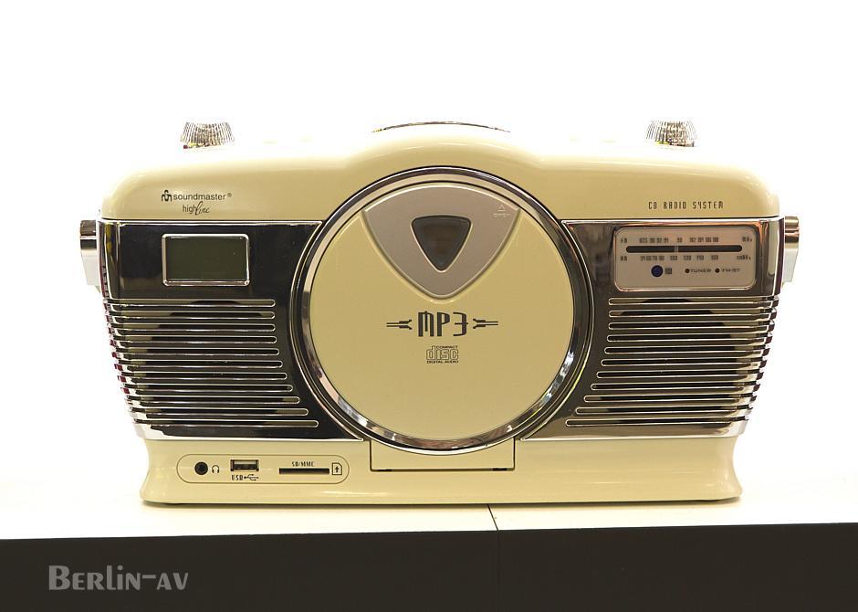 Radio von Soundmaster