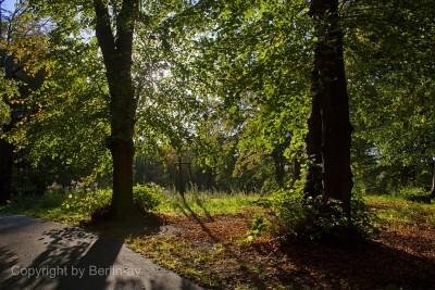 Einer der schönsten Parks in Berlin ist der Landschaftspark Klein-Glienicke